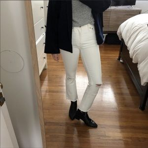 Denim - Madewell Cali Demi